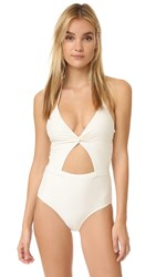 6 Shore Road Divine One Piece Ivory