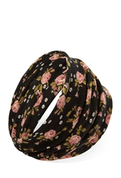 Forever 21 Ditsy Floral Print Headwrap