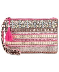 Big Buddha Jbonita Beaded Clutch