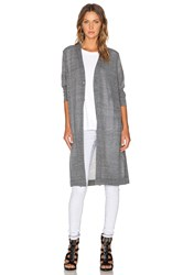 Cheap Monday Slouch Cardigan Charcoal