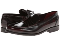Rockport Classic Loafer Lite Tassle Burgundy Men's Slip On Dress Shoes