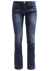 Opus Mercy Bootcut Jeans Mid Blue