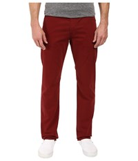 Ag Adriano Goldschmied Graduate Tailored Leg Pants In Antique Carmine Antique Carmine Men's Casual Pants