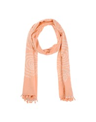 Antik Batik Accessories Stoles Women Apricot