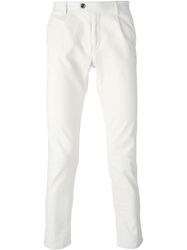 Paolo Pecora Chino Trousers Nude And Neutrals