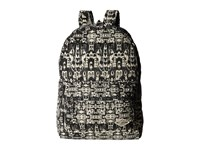 Billabong Hand Over Love Backpack Distressed Black Backpack Bags