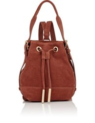 Opening Ceremony Women's Izzy Convertible Mini Backpack Red