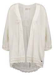 Roxy Life Pursuit Summer Jacket Sand Piper White