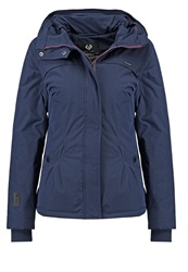 Ragwear Plenty Light Jacket Navy Melange Dark Blue