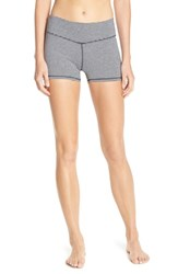 Women's Zella 'Haute Fair Game' Slim Fit Shorts