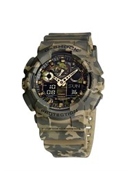 G Shock Camouflage Chrono Watch