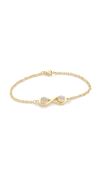 Pamela Love Infinite Bracelet