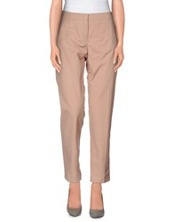 Schumacher Trousers Casual Trousers Women Sand