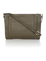 Dickins And Jones Taylor Crossbody Bag Olive