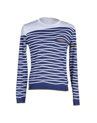 Asola Knitwear Jumpers Men Blue