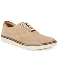 Johnston And Murphy Culling Sneakers Men's Shoes Taupe
