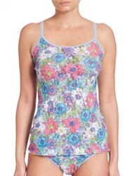 Hanky Panky Penelope Floral Print Camisole