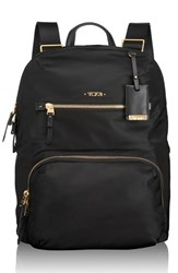 Tumi 'Voyageur Halle' Nylon Backpack Black