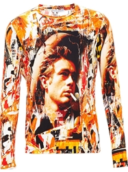 Bea Yuk Mui Printed James Dean Top Repetto