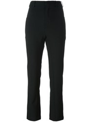 Chloe Slim Fit Trousers Black