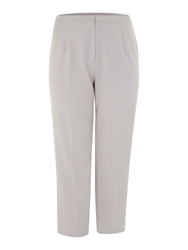 Annabelle Tailored Trouser Silver Marl