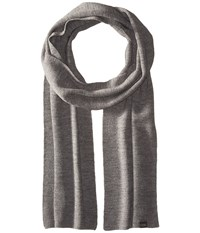 Coal The Mesa Scarf Heather Grey Scarves Gray