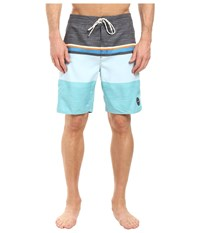 Rip Curl Beachers Boardshorts Aqua Men's Swimwear Blue