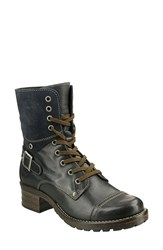 Taos Women's Crave Boot Blue Ink Leather