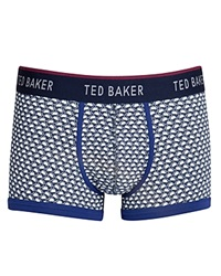 Ted Baker Moneta Swan Boxer Briefs Navy