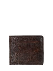 Dsquared Hand Washed Leather Wallet