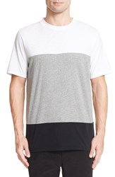 Rag And Bone Men's Colorblock T Shirt
