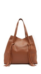 B Low The Belt Miguel Tote Cognac