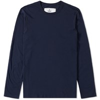 Reigning Champ Long Sleeve Jersey Tee Blue