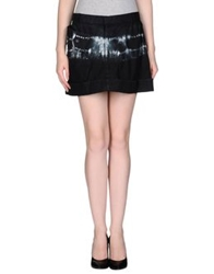 Ballantyne Mini Skirts Black