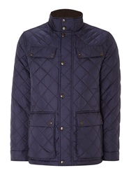 Dockers Quilted Jacket Navy