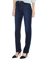 Levi's 314 Shaping Straight Leg Jeans Vast Sky Wash