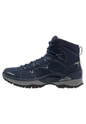 Lowa Ferrox Gtx Walking Boots Navy Graphit Dark Blue