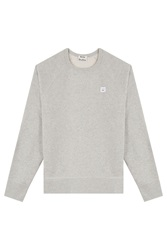 Acne Studios College Face Sweater