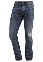 Just Cavalli Straight Leg Jeans Blue Denim