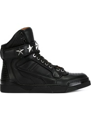 Givenchy 'Tyson' Hi Top Sneakers Black