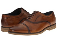 Messico Ivan Vintage Honey Leather Men's Flat Shoes Brown