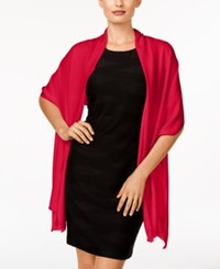 Inc International Concepts Satin Wrap Only At Macy's Red