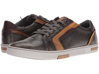Steve Madden Adison Grey Men's Lace Up Casual Shoes Gray
