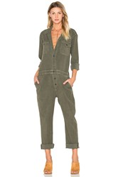 James Perse Jumpsuit Olive