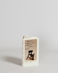 Book Chairs Design Martino Gamper Gift Shop Design And Craft Gifts Makersandbrothers Makers And Brothers