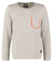 Tom Tailor Denim Sweatshirt Steel Grey