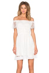 The Kooples Lace Dress White