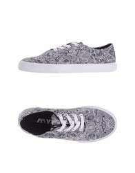 Supra Footwear Low Tops And Trainers Women Light Grey