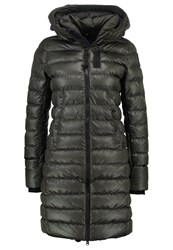 G Star Gstar Whistler Hdd Slim Hedley Winter Coat Asfalt Oliv