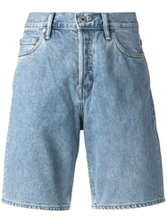 Norse Projects Denim Shorts